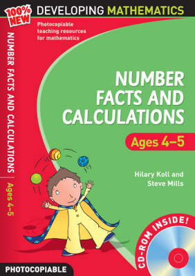 Number Facts and Calculations: For Ages 4-5