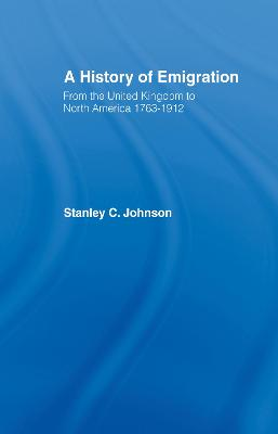 Emigration from the United Kingdom to North America, 1763-1912