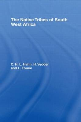 The Native Tribes of South West Africa