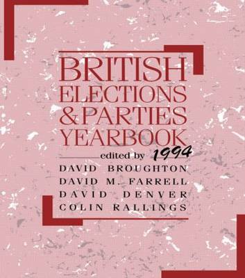 British Elections and Parties Yearbook 1994: 1994