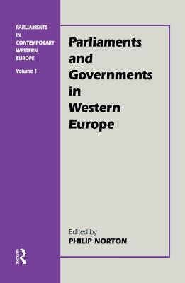 Parliaments in Contemporary Western Europe