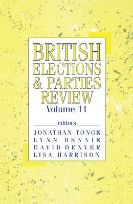 British Elections and Parties Review: Volume 11