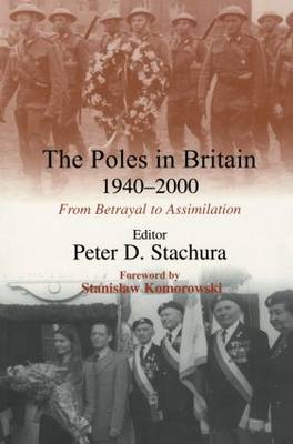 The Poles in Britain, 1940-2000: From Betrayal to Assimilation
