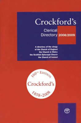 Crockford's Clerical Directory: 2008/09