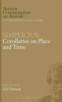 Corollaries of Place and Time