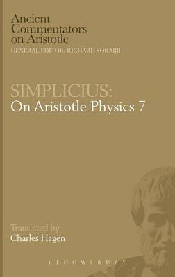 "On Aristotle ""Physics 7"""