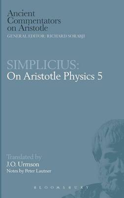 "On Aristotle ""Physics 5"""