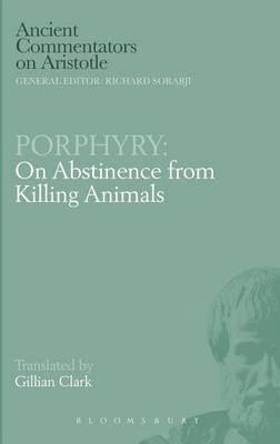 On Abstinence from Killing Animals