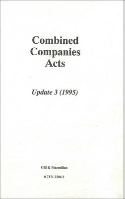 Combined Companies Acts Update 3