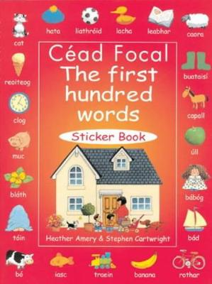 Cead Focal  Sticker Book: The First Hundred Words