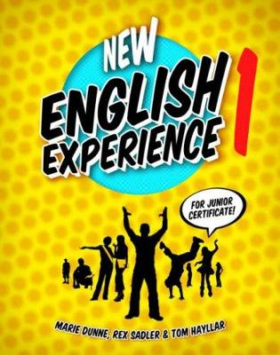 New English Experience 1: For Junior Certificate