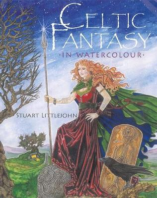 Celtic Fantasy In Watercolour