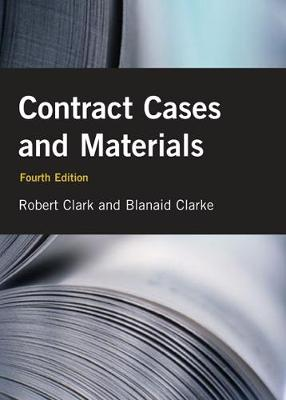Contract Cases and Materials