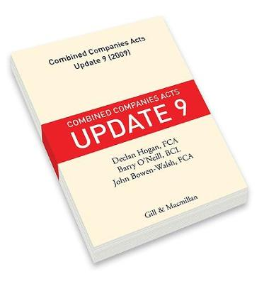 Combined Companies Acts Update 9