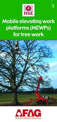 Mobile Elevating Work Platforms (Mewps) for Tree Work