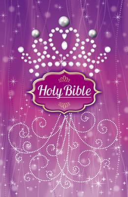 ICB, Princess Bible, Hardcover, Purple Pearl: International Children's Bible