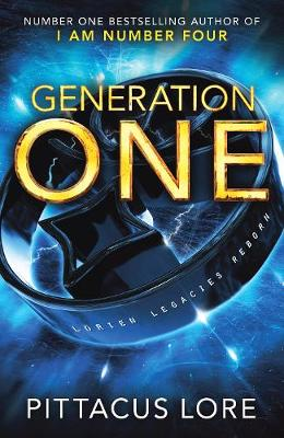 Generation One: Lorien Legacies Reborn