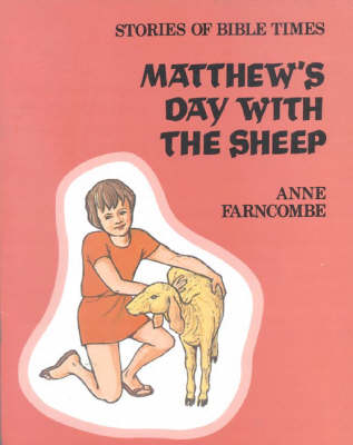 Matthew's Day with the Sheep
