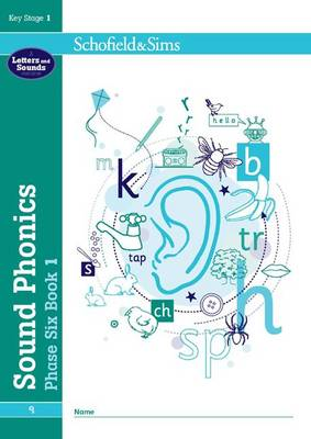 Sound Phonics Phase Six Book 1