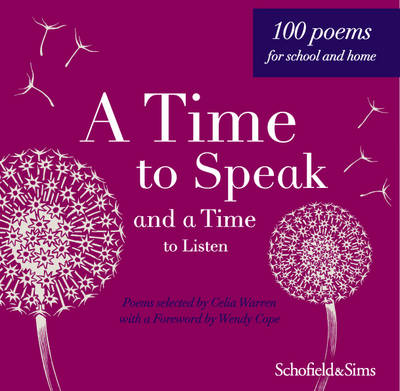 A Time to Speak and a Time to Listen