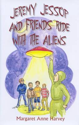 Jeremy Jessop and Friends Ride with the Aliens