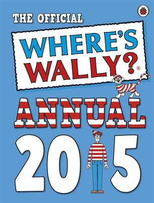 Where's Wally: The Official Annual: 2015