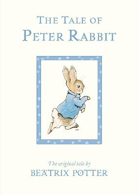 childrenís book: the tale of peter rabbit essay This generously sized book tells beatrix potter's famous tale of naughty peter   the tale of peter rabbit is the first in a series of delightful children's books by.