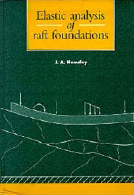 Elastic Analysis of Raft Foundations