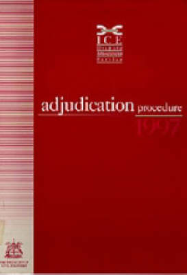 The ICE Adjudication Procedure: 1997