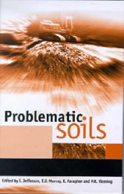 Problematic Soils: Proceedings of the Symposium Held at the Nottingham Trent University on 8 November 2001