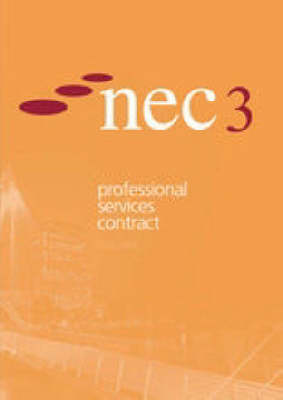 Nec3 Professional Services Contract