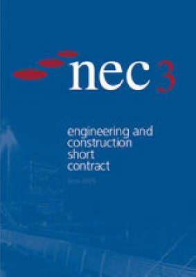 Nec3: Engineering and Construction Short Contract