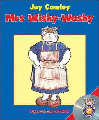 Mrs Wishy-Washy Big Book and CD-ROM (Level 8)