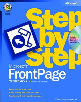 Microsoft FrontPage Version 2002 Step by Step