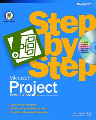 Microsoft Project Version 2002 Step by Step