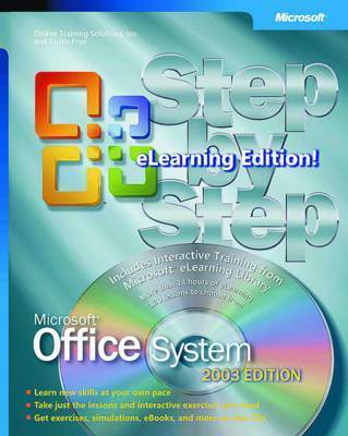 Microsoft Office System Step by Step -- 2003 eLearning Edition