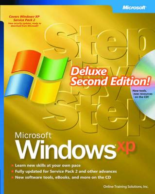Microsoft Windows XP Step by Step Deluxe