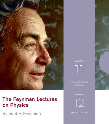 The Feynman Lectures on Physics on CD: Volumes 11 & 12