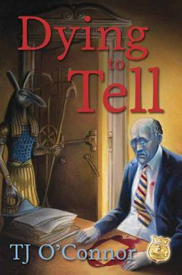 Dying to Tell: A Gumshoe Ghost Mystery: Book 4