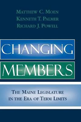 Changing Members: The Maine Legislature in the Era of Term Limits