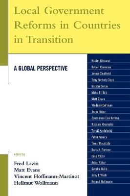 Local Government Reforms in Countries in Transition: A Global Perspective