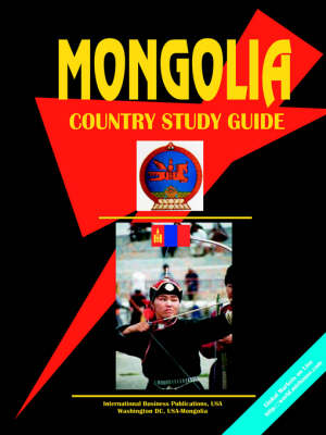 Mongolia Country Study Guide