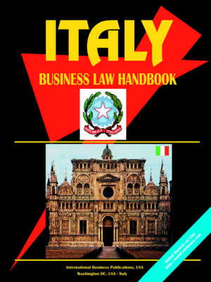 Italy Business Law Handbook