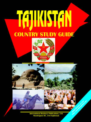 Tajikistan Country Study Guide