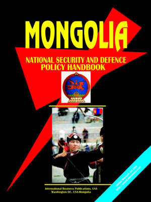 Mongolia National Security and Defense Policy Handbook