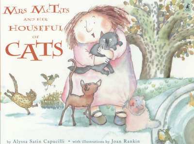 Mrs McTats and Her Houseful of Cats