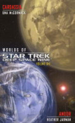 Worlds of Star Trek Deep Space Nine: Cardassia: Andor: Volume One