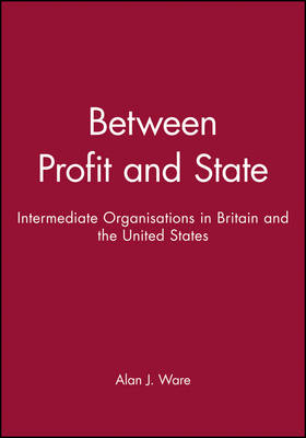 Between Profit and State: Intermediate Organizations in Britain and the United States