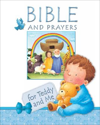 Bible and Prayers for Teddy and Me: Pink edition