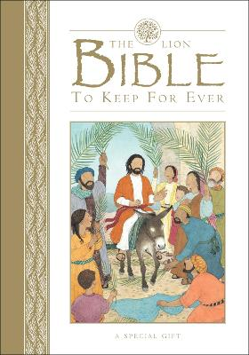 The Lion Bible to Keep for Ever: A Special Gift